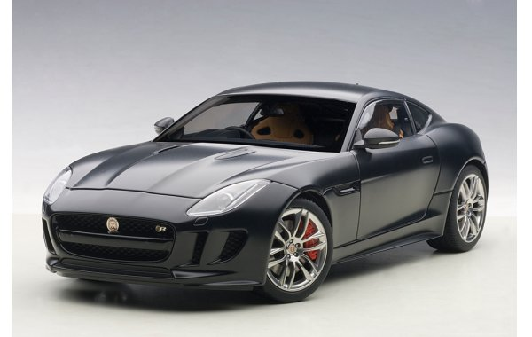 Bild 13 - Jaguar F-Type R Coupe 2015