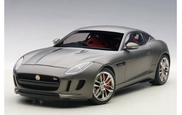 Bild 3 - Jaguar F-Type R Coupe 2015