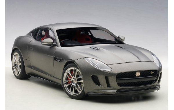 Bild 6 - Jaguar F-Type R Coupe 2015
