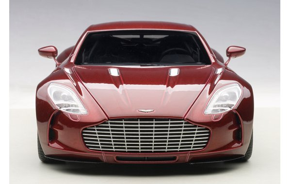 Bild 4 - Aston Martin One-77 2009