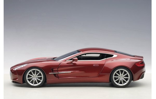 Bild 5 - Aston Martin One-77 2009