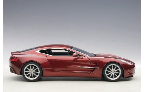 Bild 6 - Aston Martin One-77 2009
