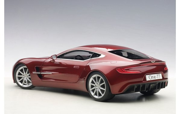 Bild 7 - Aston Martin One-77 2009