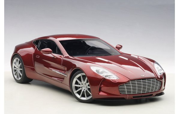 Bild 9 - Aston Martin One-77 2009