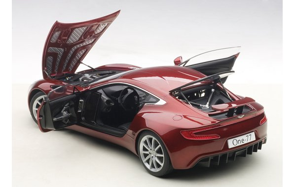 Bild 11 - Aston Martin One-77 2009