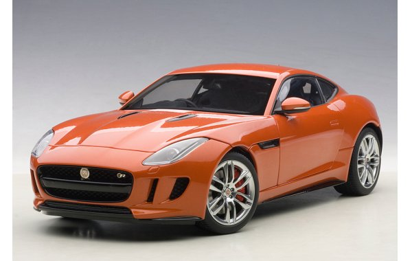 Bild 5 - Jaguar F-Type R Coupe 2015