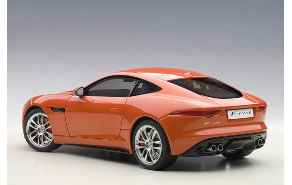 Bild 9 - Jaguar F-Type R Coupe 2015
