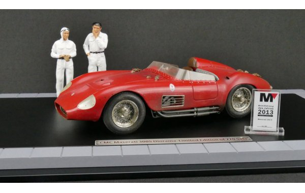 Bild 2 - Maserati 300S Dirty Hero Bundle