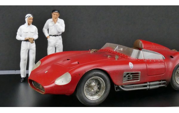 Bild 3 - Maserati 300S Dirty Hero Bundle