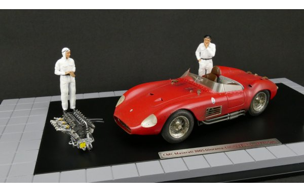 Bild 6 - Maserati 300S Dirty Hero Bundle
