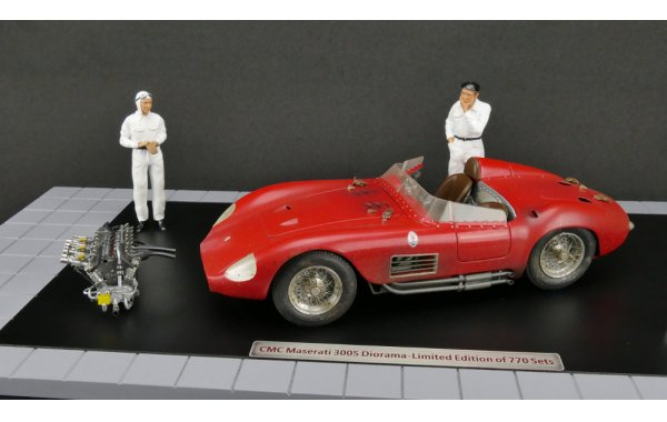 Bild 7 - Maserati 300S Dirty Hero Bundle