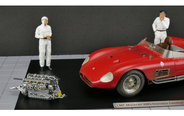 Bild 8 - Maserati 300S Dirty Hero Bundle