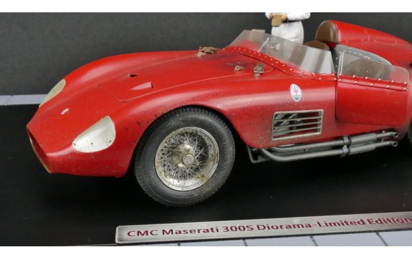 Bild 9 - Maserati 300S Dirty Hero Bundle