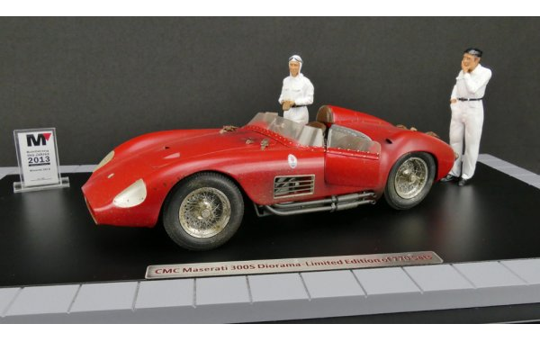Bild 10 - Maserati 300S Dirty Hero Bundle