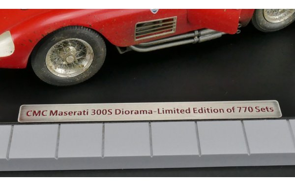 Bild 11 - Maserati 300S Dirty Hero Bundle