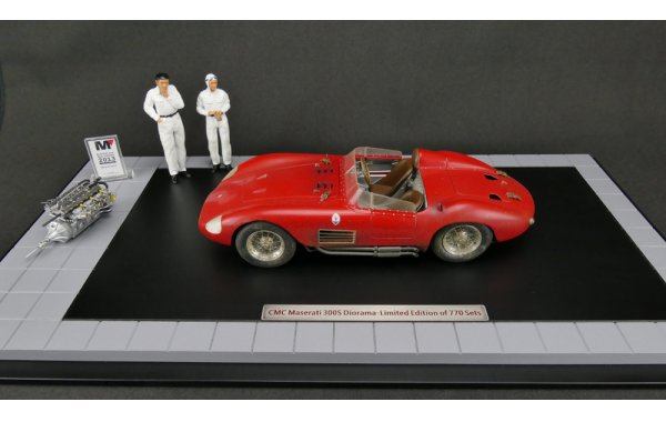 Bild 14 - Maserati 300S Dirty Hero Bundle