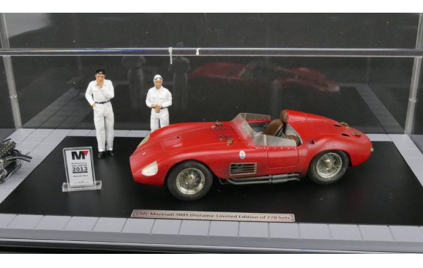 Bild 15 - Maserati 300S Dirty Hero Bundle
