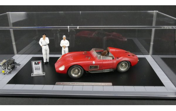 Bild 16 - Maserati 300S Dirty Hero Bundle