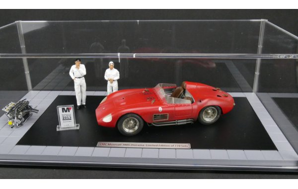 Bild 17 - Maserati 300S Dirty Hero Bundle