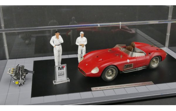 Bild 18 - Maserati 300S Dirty Hero Bundle