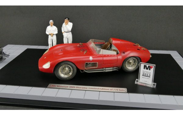 Bild 19 - Maserati 300S Dirty Hero Bundle