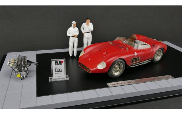 Bild 20 - Maserati 300S Dirty Hero Bundle