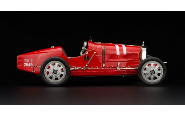 Bild 2 - Bugatti T35 Nation Color Project Ialien