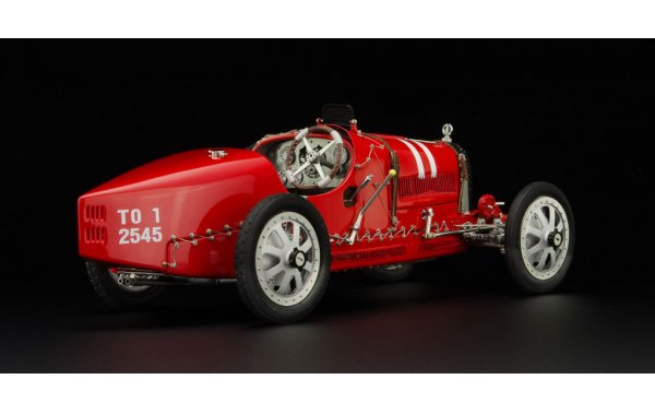 Bild 3 - Bugatti T35 Nation Color Project Ialien