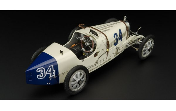 Bild 3 - Bugatti T35 Nation Color Project USA