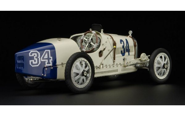 Bild 4 - Bugatti T35 Nation Color Project USA