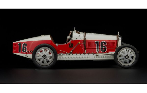 Bild 5 - Bugatti T35 Nation Color Project Monaco