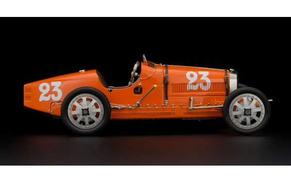 Bild 2 - Bugatti T35 Nation Color Project Niederlande