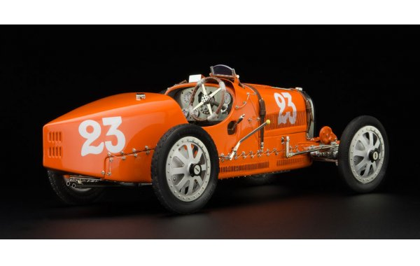 Bild 3 - Bugatti T35 Nation Color Project Niederlande