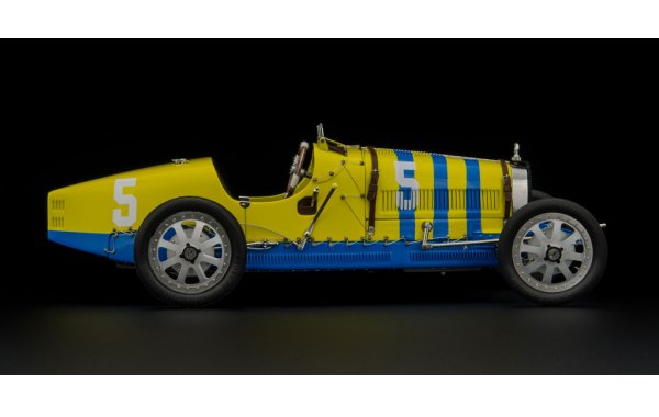 Bild 2 - Bugatti T35 Nation Color Project Schweden