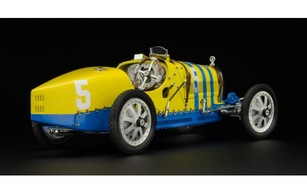 Bild 3 - Bugatti T35 Nation Color Project Schweden