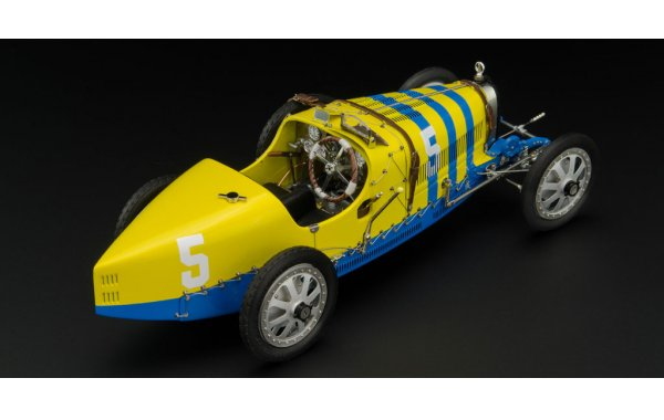 Bild 4 - Bugatti T35 Nation Color Project Schweden