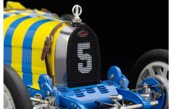 Bild 6 - Bugatti T35 Nation Color Project Schweden