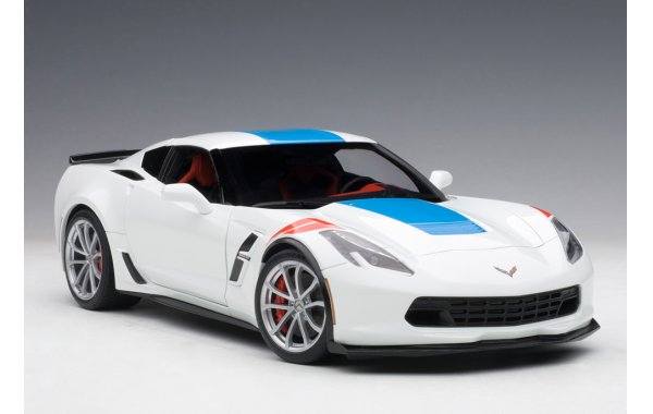 Bild 9 - Chevrolet Corvette C7 Grand Sport 2017 Composite Model