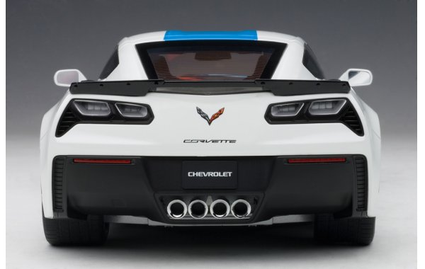Bild 11 - Chevrolet Corvette C7 Grand Sport 2017 Composite Model