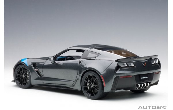 Bild 8 - Chevrolet Corvette C7 Grand Sport 2017