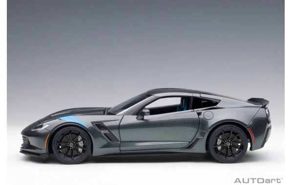Bild 12 - Chevrolet Corvette C7 Grand Sport 2017