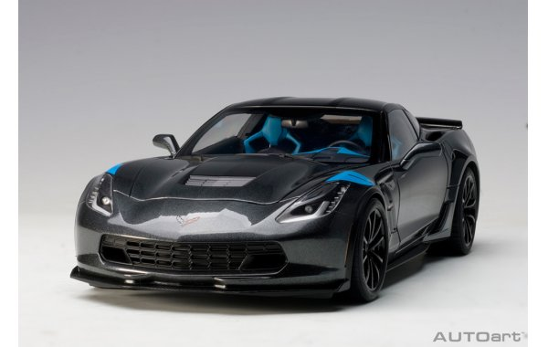 Bild 14 - Chevrolet Corvette C7 Grand Sport 2017