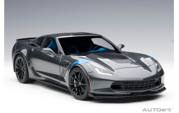 Bild 15 - Chevrolet Corvette C7 Grand Sport 2017