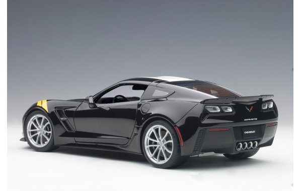Bild 4 - Chevrolet Corvette C7 Grand Sport 2017 Composite Model