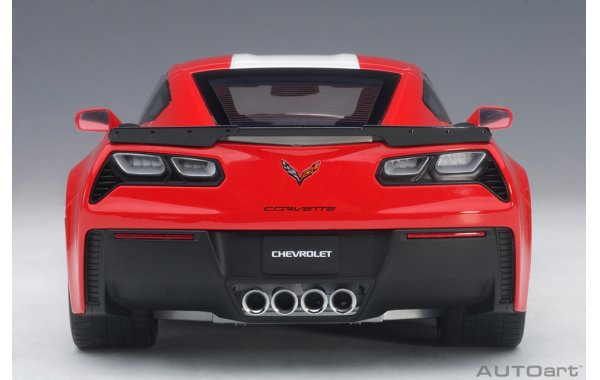 Bild 15 - Chevrolet Corvette C7 Grand Sport 2017 Composite Model