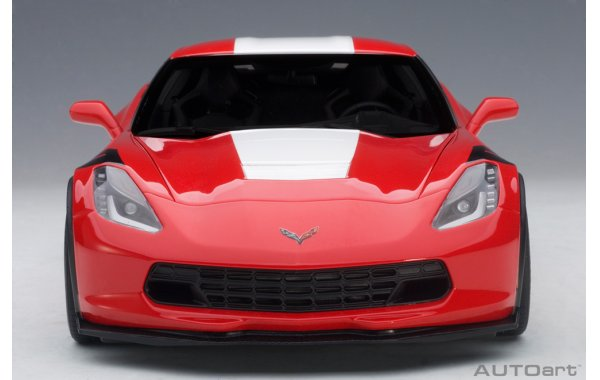 Bild 16 - Chevrolet Corvette C7 Grand Sport 2017 Composite Model