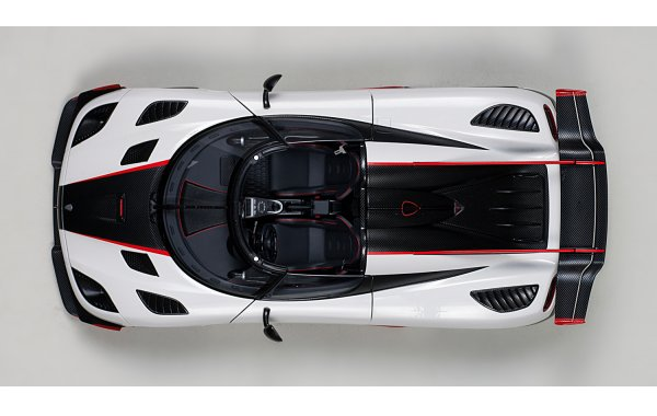 Bild 3 - Koenigsegg One 1 Composite Model 2014