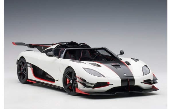 Bild 11 - Koenigsegg One 1 Composite Model 2014