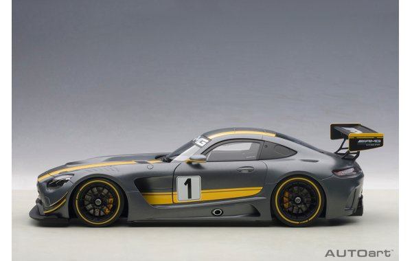 Bild 3 - Mercedes Benz AMG GT3 Presentation Car