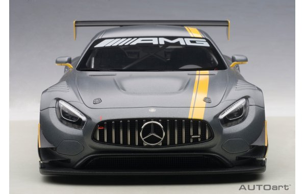 Bild 5 - Mercedes Benz AMG GT3 Presentation Car